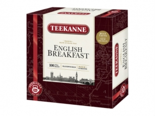 herbata czarna Teekanne English Breakfast, 100 torebek