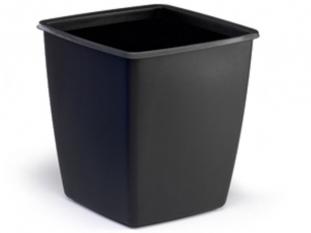 Kosz na mieci durable optimo 18l czarny towar dost pny
