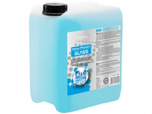 płyn do mycia szyb Clinex Nano Protect Glass 5l zapas
