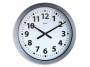 001084 - zegar ścienny Cep Giant 60 cm srebrny
