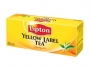 0700510 - herbata czarna Lipton Yellow Label Tea, 25 torebek