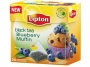 0700674 - herbata czarna Lipton Jagodowa Muffinka 20 torebek
