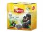 0700696 - herbata czarna owocowa Lipton Blue Fruit Tea 20 torebek