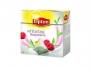 0700701 - herbata biała Lipton White Tea Raspberry stożkowa, piramidki, 20 torebek