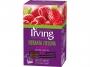 07007313 - herbata zielona Irving smak: malina, kopertowana, 20 torebek