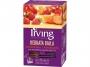07007317 - herbata biała Irving smak: poziomka z mandarynką, kopertowana, 20 torebek