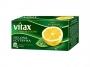 07007662 - herbata zielona Vitax Inspirations z cytryną, 20 torebek