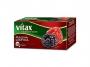 07007784 - herbata owocowa Vitax Inspirations malina jeżyna, 20 torebek