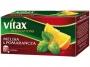 07007787 - herbata owocowa Vitax Inspirations melisa pomarańcza, 20 torebek