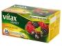 07007791 - herbata owocowo - ziołowa Vitax Family owoce leśne, 24 torebki