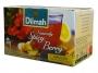 07007818 - herbata owocowo - ziołowa Dilmah Naturally Spicy Berry, mieszanka smaków, kopertowana, 20 torebek