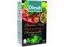 07007855 - herbata czarna Dilmah Passion Fruit and Pomegranate and Honeysuckle ( marakuia, granat i wiciokrzew), 20 torebek