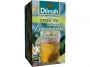 07007929 - herbata zielona Dilmah Green Tea with natural Lemongrass & Lemon, kopertowana 20 torebek