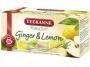 07009894 - herbata owocowa Teekanne Ginger Lemon ( imbir cytryna), 20 torebek