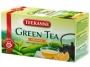 07009905 - herbata zielona Teekanne Green Orange (zielona z pomarańczą), 20 torebek