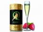 0702670 - herbata czarna Riston smak: truskawka, szampan, liściana sypana 100g