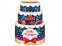 0702684 - herbata czarna Riston  Cake Meringue, puszka, 100g
