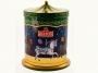 0702698 - herbata czarna Riston  Karuzela puszka, liściasta sypana 100g