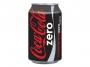 0704903 - nap�j  Coca Cola Zero 330ml puszka 24szt./zgrz.