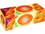 071122 - ciastka waniliowe Solidarność - Jutrzenka 160 g