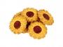 0711442 - ciastka kruche Tago słoneczniki z nadzieniem owocowym 2kg