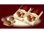 071144 - ciastka herbatniki z kremem kakaowo - orzechowym Tago Kardynałki 180 g