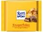 07119313 - czekolada mleczna RitterSport Knusperflakes, z płatkami kukurydzianymi, 100 g
