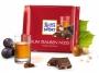 07119322 - czekolada mleczna RitterSport Rum Trauben Nuss, z nadzieniem rumowym, 100 g
