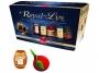 07119341 - czekoladki z alkoholem, bombonierka Abtey  Royal Des Lys 220 g