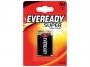 0801996 - bateria 6F22 9V Eveready Super Havy Duty