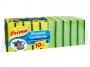 093187 - gąbka uniwersalna zmywak kuchenny 3M Prima zielona 10 szt./op.Towar dostępny do wyczerpania zapasów u producenta!