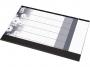 1152302 - podkładka na biurko 470x330 mm Panta Plast kalendarz miesięczny, na biurko, planer, terminarz, wkład papierowy z listwą ochronną, 30 kartek