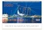 116625 - kalendarz biurkowy planer Telegraph Explorer 2020r., format bloku netto 230x130 mmTowar dostępny do wyczerpania zapasów!!