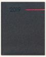 116649p__ - kalendarz książkowy B5 Telegraph PLUS 2019r., tydzień na dwóch stronach 10 szt./op.Towar dostępny do wyczerpania zapasów u producenta!
