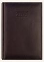 116650p__ - kalendarz książkowy B6 Telegraph LUX 2019r., dzień na stronie 15 szt./op.