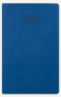 11666p__ - kalendarz notesowy Telegraph Classic 90x160 mm 2019r., tydzień na dwóch stronach 5 szt./op.Towar dostępny do wyczerpania zapasów u producenta!