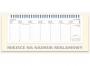 1166_ - kalendarz biurkowy Telegraph Voyager 2020r., format bloku netto 268x97 mmTowar dostępny do wyczerpania zapasów