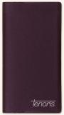 11673 - kalendarz notesowy Telegraph Tenoris 2019r., format bloku 102x193 mmTowar dostępny do wyczerpania zapasów u producenta!