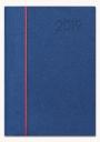 11678p___ - kalendarz książkowy A5 Telegraph NOTE 2019r., tydzień na stronie/ notes 20 szt./op.