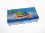 12002 - chusteczki higieniczne pudełko 100 szt. ALE Lux