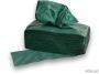 126082 - ręczniki papierowe  składane ZZ, zielone H3 4000 szt.Super niska cena!!