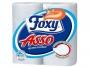 126272 - ręczniki papierowe w roli Foxy Asso białe, 20rol./worek