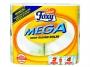 126274 - ręczniki papierowe w roli Foxy Mega, 2-warstwowe, 24 rol./worek