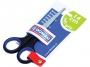 131350_ - nożyczki biurowe 14 cm Donau Soft Grip