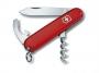 133100 - scyzoryk wielofunkcyjny Victorinox Waiter, 84 mm, czerwony