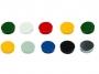 1380902 - magnesy do tablic średnica 30 mm Bi-Office 10 szt./op.