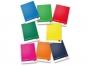 2114132 - zeszyt A5 w kratkę Pigna Colours 42 kartki, mix 5 szt./op.