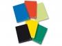 2114141 - zeszyt A6 w kratkę Pigna Monocromo 42 kartki, mix 3 szt./op.