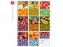 2115410 - zeszyt A4 w linie Pigna Fruits 42 kartki 8 szt./op. mix