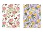 211836_ - zeszyt A5 w linie Pigna Nature Flowers 42 kartki, 2 szt./op